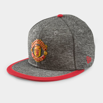 New Era Manchester United 9Fifty Pop Piping Fútbol - Gorra