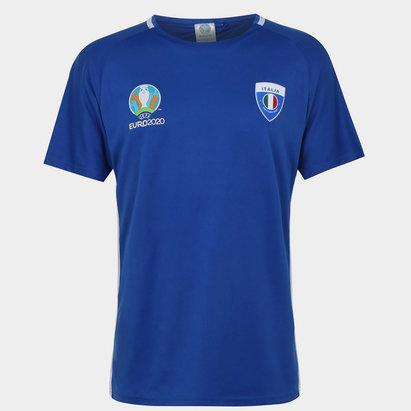 UEFA Euro 2020 Italy T Shirt