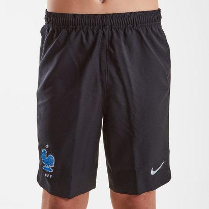 Nike Francia 17/18 Niños 3a Stadium - Shorts de Fútbol