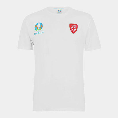 UEFA Euro 2020 England Core T-Shirt Mens