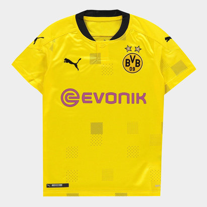 Puma Borussia Dortmund Cup Shirt 20/21 Kids