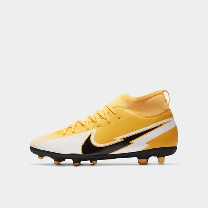 Nike Botas de Futbol Mercurial Superfly Club DF FG Junior