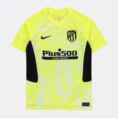 Nike Camiseta del Atlético de Madrid Tercera 20/21 Niños