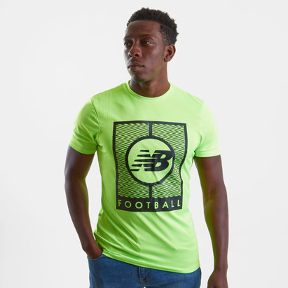 New Balance Elite Tech Training Gráfica Logo - Camiseta