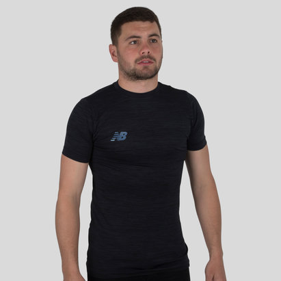 New Balance Pinnacle Tech M/C - Camiseta de Entrenamiento