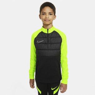Nike Academy Winter Warrior Drill Top Junior
