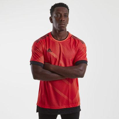 adidas Tango M/C - Camiseta de Fútbol