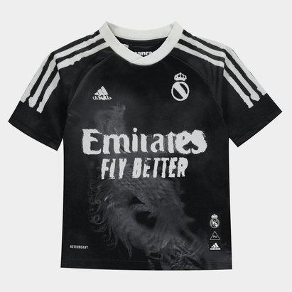 adidas Real Madrid Humanrace FC Junior