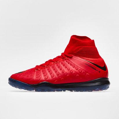 Nike HypervenomX Proximo II Dynamic Fit Niños TF - Zapatillas de Fútbol