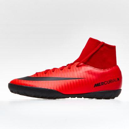 Nike MercurialX Victory VI Niños Dynamic Fir TF - Zapatillas de Fútbol