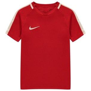 Nike Dry Academy Niños M/C Fútbol - Camiseta de Entrenamiento