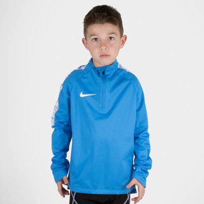 Nike Shield Squad Niños Fútbol Drill - Top