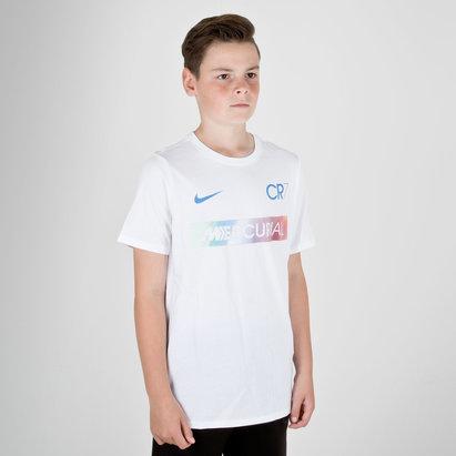 Nike Ronaldo CR7 Niños Dry Fit M/C Fútbol - Camiseta