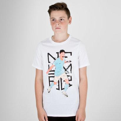 Nike Neymar Dry Fit M/C Niños Hero - Camiseta