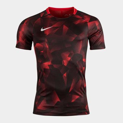 Nike Dry Fit Squad M/C - Camiseta de Fútbol