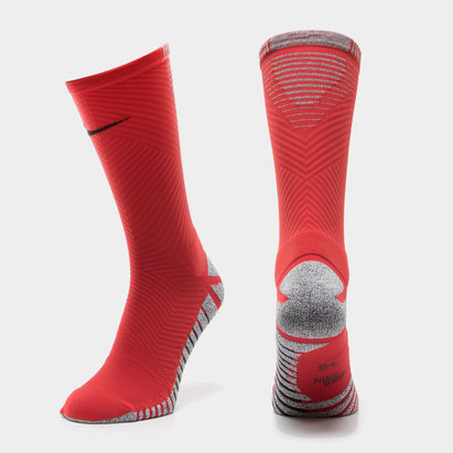 NikeGrip Strike Light Crew - Calcetines de Fútbol