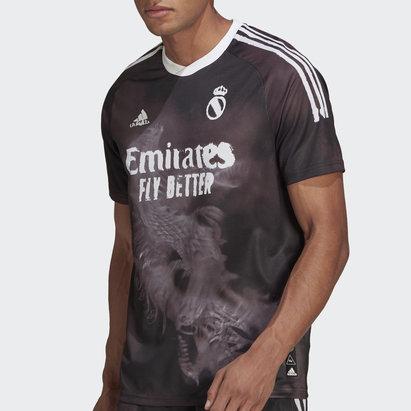 adidas Camiseta FC Real Madrid Humanrace