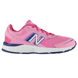 New Balance 680 V6 Junior Girls Trainers
