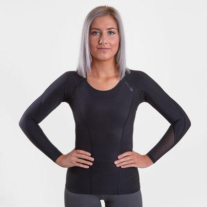 SKINS DNAmic Mujer M/L - Top de Compresión