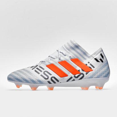 adidas Nemeziz Messi 17.1 FG - Botas de Fútbol