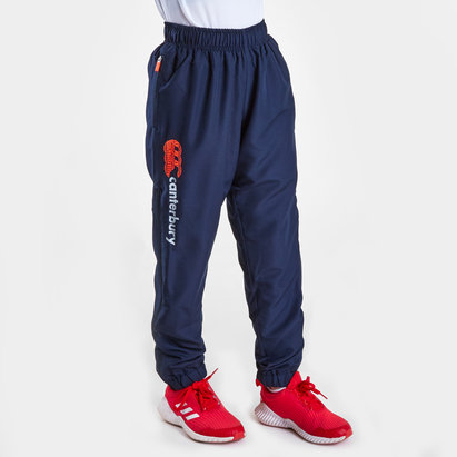 Canterbury CCC Tapered Cuffed Niños Woven - Pantalones de Rugby