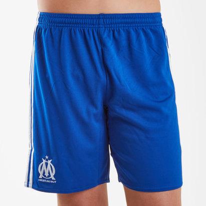 adidas Olympic Marseille 17/18 Niños Away - Shorts de Fútbol