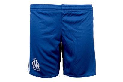 adidas Olympic Marseille 17/18 Jóvenes Away - Shorts de Fútbol