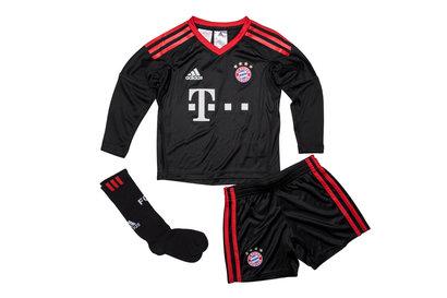 adidas Bayern Munich 17/18 Mini Niños Home - Equipación Porteros
