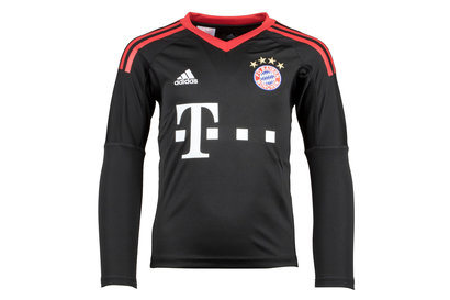 adidas Bayern Munich 17/18 Jóvenes Home M/L Porteros - Camiseta de Fútbol