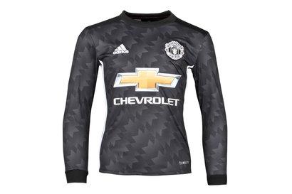 adidas Manchester United 17/18 Away - Replica, Camiseta de Fútbol para Jóvenes
