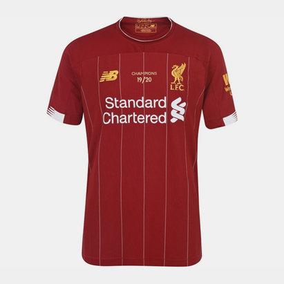 New Balance Liverpool Home Champions Front Print Shirt