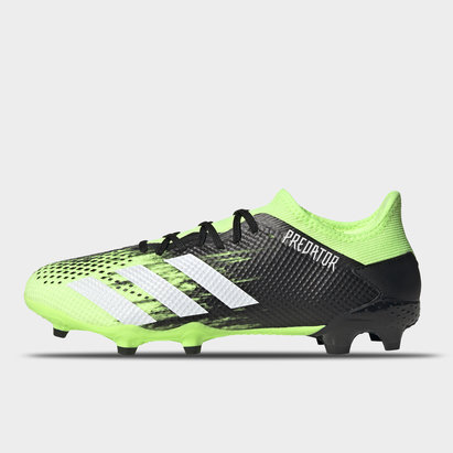 adidas Predator 20.3 Low FG Football Boots Mens