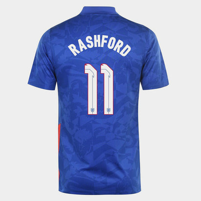 adidas England Marcus Rashford Away Shirt 2020