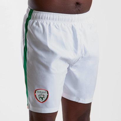 New Balance República de Irlanda 17/18 Home - Shorts de Fútbol
