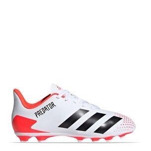 adidas Predator 20.4 Firm Ground Football Boots Junior Boys