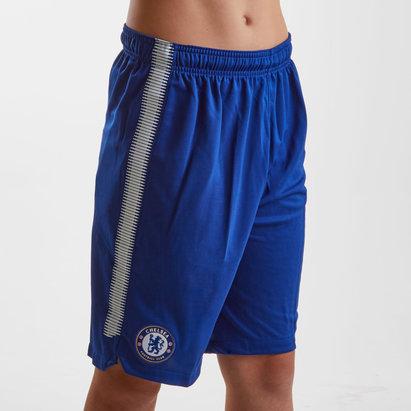 Nike Chelsea FC 17/18 Niños Squad Fútbol - Shorts de Entrenamiento