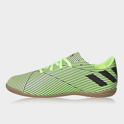 adidas Nemeziz 19.4 Childrens Indoor Football Trainers