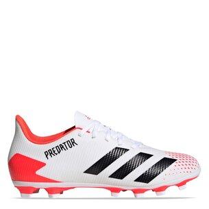 adidas Predator 20.4 Firm Ground Football Boots Mens