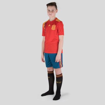 adidas España 2018 Home Niños Réplica - Equipación de Fútbol