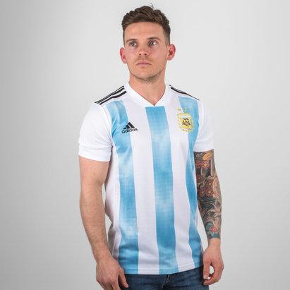 adidas Argentina 2018 Home M/C - Camiseta de Fútbol