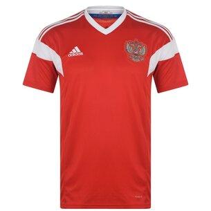 adidas Rusia 17/18 Home M/C - Camiseta de Fútbol