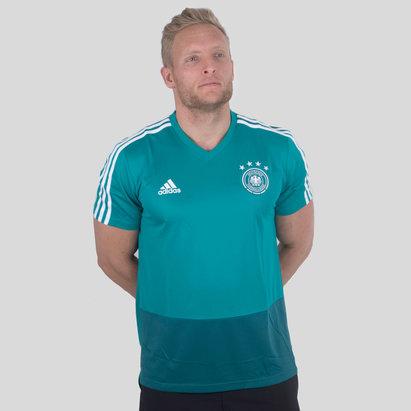 adidas Alemania 2018 M/C Fútbol - Camiseta de Entrenamiento