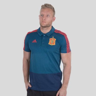 adidas España 2018 Climalite Fútbol - Polo