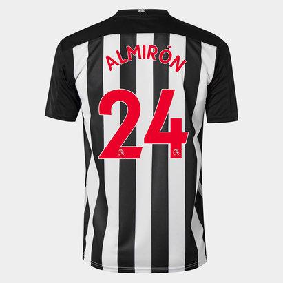Puma Newcastle United Almiron Home Shirt 20/21 Mens
