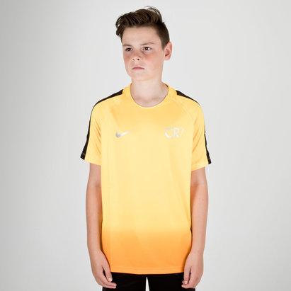 Nike CR7 Dry Squad Niños M/C - Camiseta de Fútbol