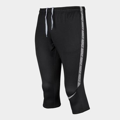 Nike Dry Squad 3/4 Fútbol - Pantalones de Entrenamiento