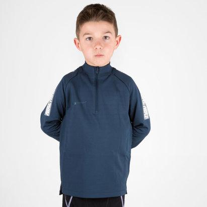 Nike Dry Squad Niños Fútbol Entrenamiento Drill - Top