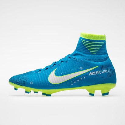 Nike Mercurial Superfly V D-Fit Neymar Niños FG - Botas de Fútbol