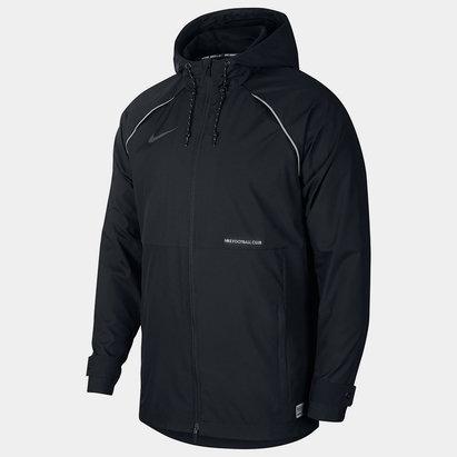 Nike AW Fan Football Jacket Mens