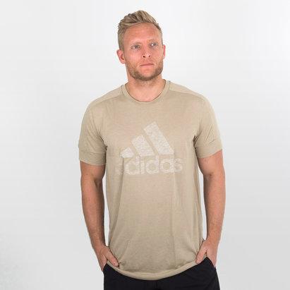 adidas ID Big Logo M/C - Camiseta